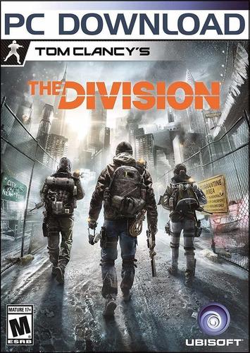 Tom Clancy's The Division Juego Pc Original Español Online