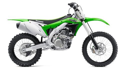 Funda Cubre Moto Kawasaki Kx Tm 450f Con Bordado