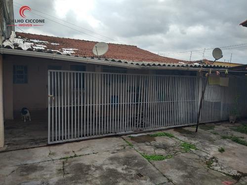 Imagem 1 de 8 de Terreno Com Casas Antigas - V-4549