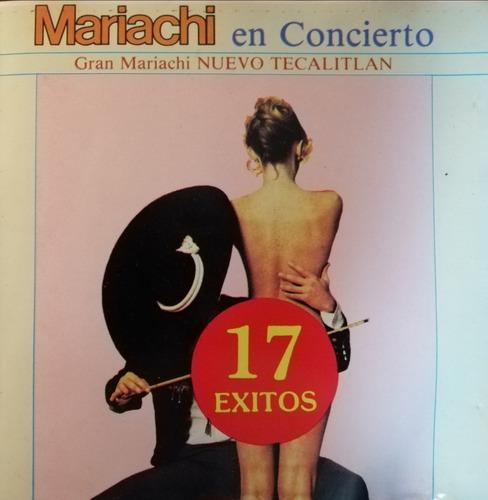 Mariachi En Concierto 17 Exitos Cd Original Nuevo Cerrado
