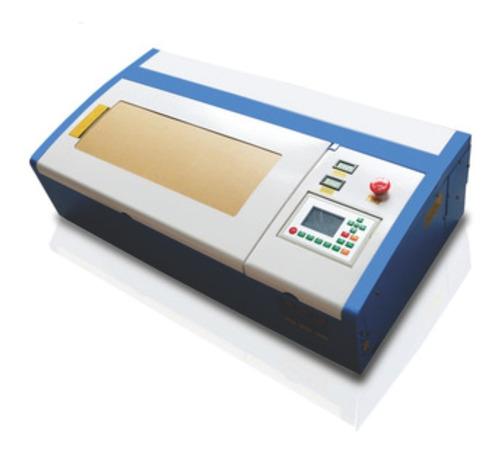 Maquina Laser 40 W Mdf 45x25 Acrilico Fomix Cartulina Sellos