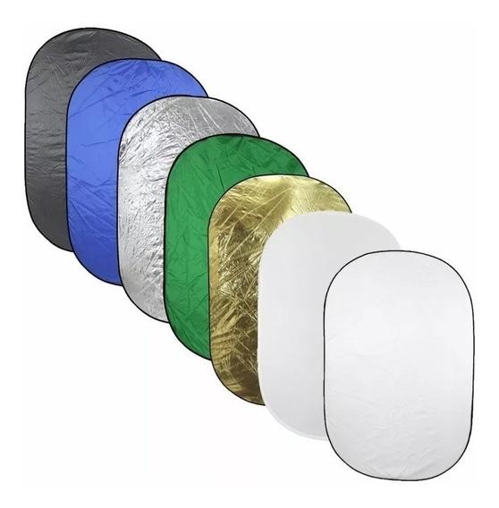 Rebatedor Oval 7 Em 1 120x180cm 7x1 120x180 Cm Case