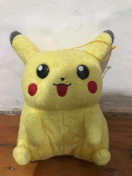 Pelúcia Pokemon - Pikachu 17cm