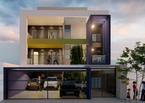 Imagem 1 de 5 de Apartamento Com 2 Dormitórios À Venda, 43 M² Por R$ 250.000,00 - Carrão - São Paulo/sp - Ap0040