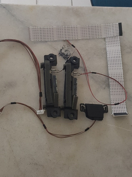 Cabo Flat/alto Falantes/sensor Controle Panasonic Tc32d400be