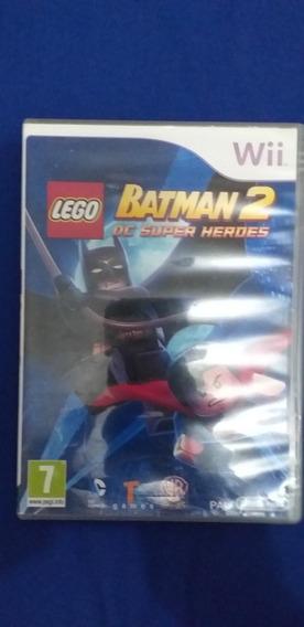 Lego Batman 2 Dc Wii U
