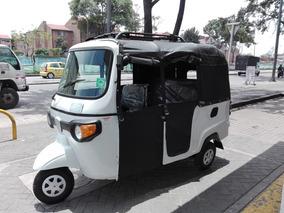 Motocarro Pasajeros Carpado + Puertas + Parrilla