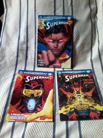 Superman 1-2-3 Universo Renascimento