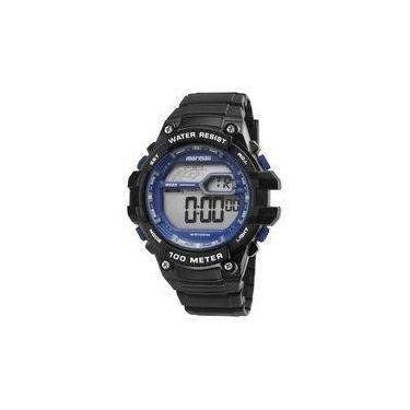 Relógio Mormaii Masculino Mo3480a/8a Azul