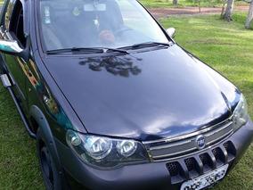 Fiat Strada 2005 1.8 8v Usada Somente Para Passeio
