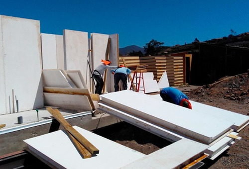 Imagen 1 de 6 de Casas Paneles Sip Mgo /osb Construcción Casas Emimar