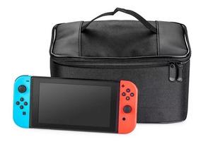 Bolsa Nintendo Switch Bag Case De Transporte Com Divisórias