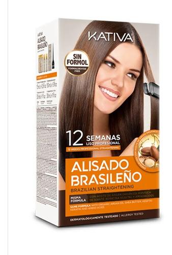 Laceado, Alisado Brasileño Keratina Sin Formol Kativa
