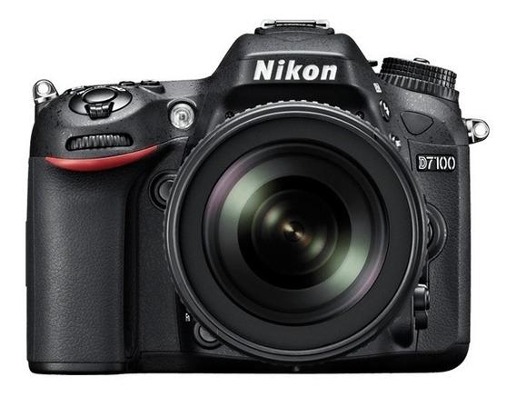 Nikon D7100 Body Reflex 24mp Full Hd Wifi Sup D5600 D3400