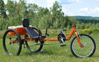 Projeto Bike Lobo Plus Trike