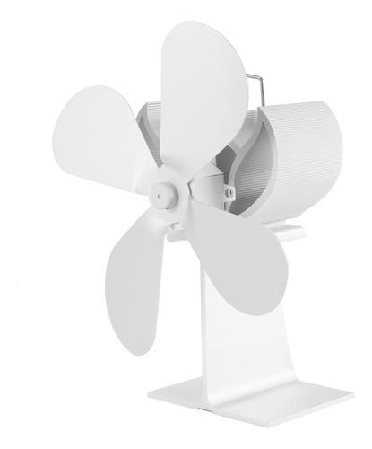 Ventilador De Calor Chimenea, 203cfm Calefacción Eléctrica M