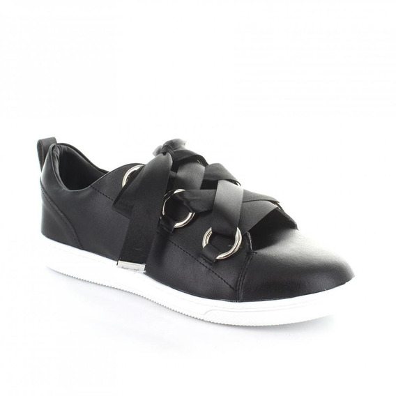 Tenis Para Mujer Redberry 142-049547 Color Negro