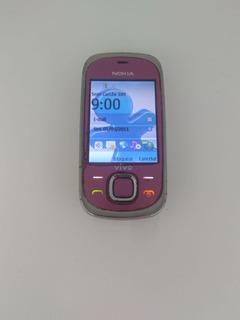 Celular Nokia 7230 Funcionando 100%