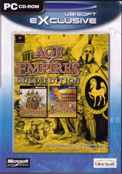 Age Of Empires Gold Edition Pc Digital