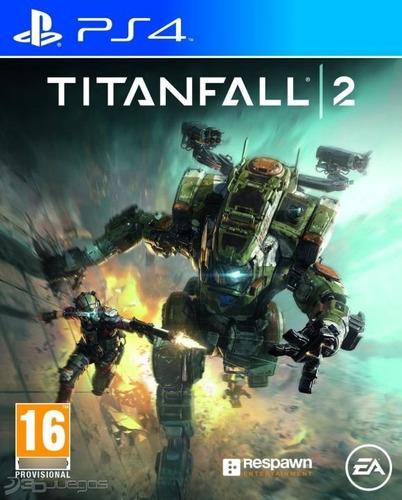 Imagen 1 de 8 de Titanfall 2 Juego Ps4 Fisico/original/sellado Mipowerdestiny