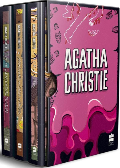Colecao Agatha Christie - Box Vol. 7