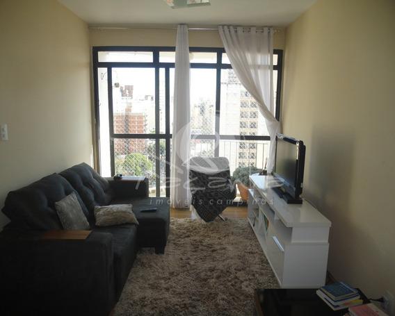 Apartamento Para Venda No Cambuí. Imobiliária Em Campinas - Ap02770 - 33591062