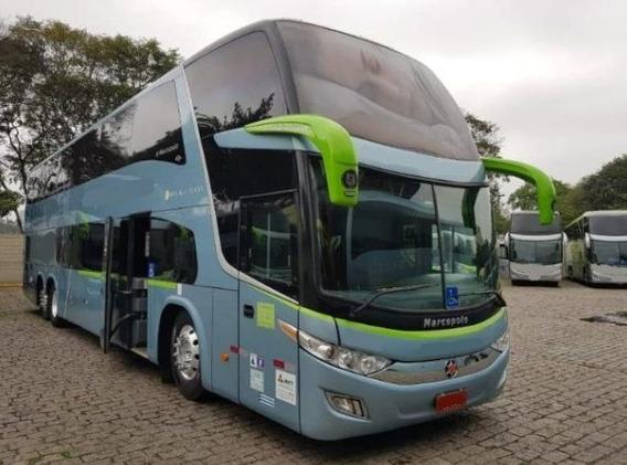 Ônibus Marcopolo Paradiso 1800 Dd G7 Scania 2011