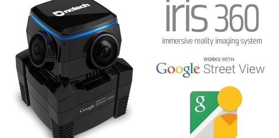 Iris 360 / Google. Como Nueva !