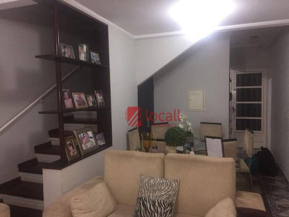 Casa Residencial À Venda, Vila Borguese, São José Do Rio Preto. - Ca1534