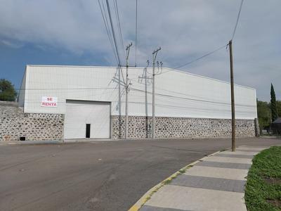 Renta Nave Industrial En Parque Industrial Sendai