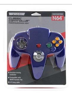 Controles N64 Teknogame, No Son Usb 1.80m