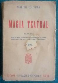 Magia Teatral - Volume 2 - Martins Oliveira