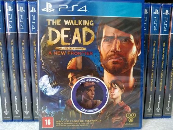 The Walking Dead A New Frontier Ps4 Física Lacrado