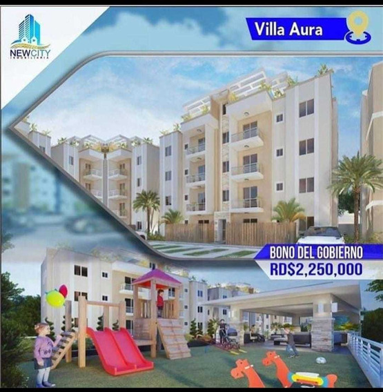 Proyecto Apartamentos En Villa Aura Sto Dgo Oeste Carrefour