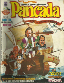 Revista Pancada N°1 Original