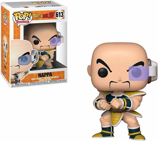 Funko Pop Dragon Ball Z S6 - Nappa 613