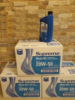 Aceite Mineral Sae 20w50-snplus Caja 12 Unidades (40vrd)