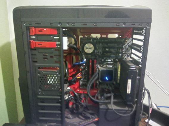 Computador I3 4170 + 8gb Memoria Fonte 620w Watercooler