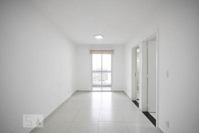 Apartamento No 6º Andar Mobiliado Com 1 Dormitório E 2 Garagens - Id: 892934217 - 234217