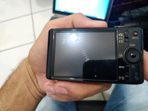 Camera Sony Dsc-wx100 Lente G 10x Zoom Ótico!