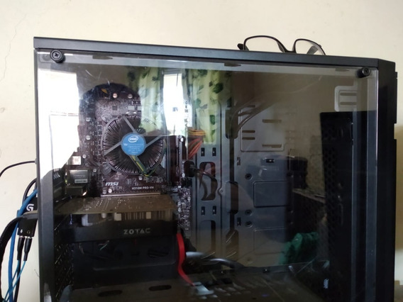 Pc Gamer Intel 8° Geração Gtx 1050 E Ssd