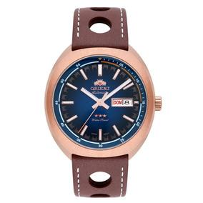 Relógio Orient Masculino Automático 3 Estrelas 469rp082 D1mb