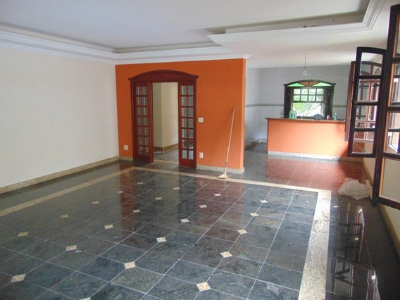 Linda Casa 04 Quartos - Pampulha - 16373