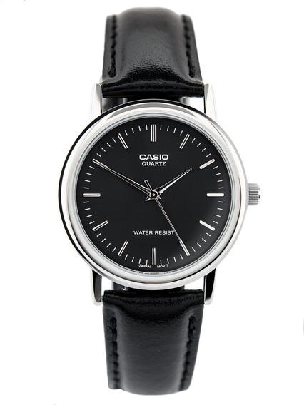 Relógio Casio Mtp-1095 Vintage Minimalista