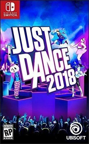 Just Dance 2018 - Switch - Pronta Entrega!