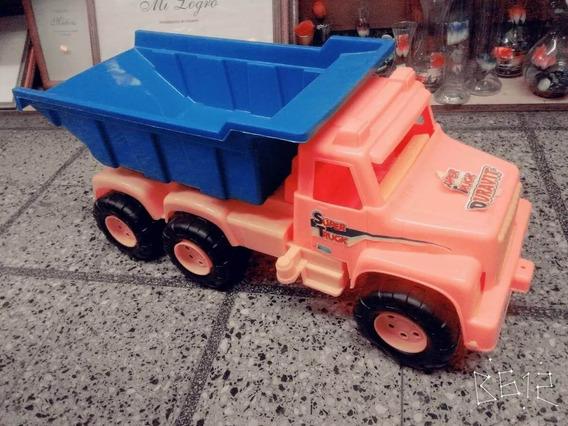 Camion Volcador Grande Duravit