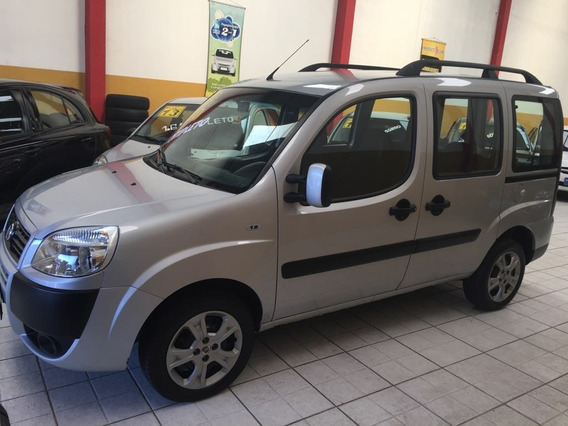 Fiat Doblo 1.8 Essence 2016 7 Lugares Kingcar Multimarcas