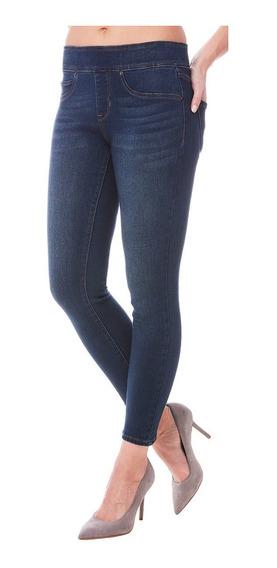 Pantalones Skinny Para Dama Pantalones Y Jeans Para Mujer Jean Azul Oscuro En Guanajuato En Mercado Libre Mexico