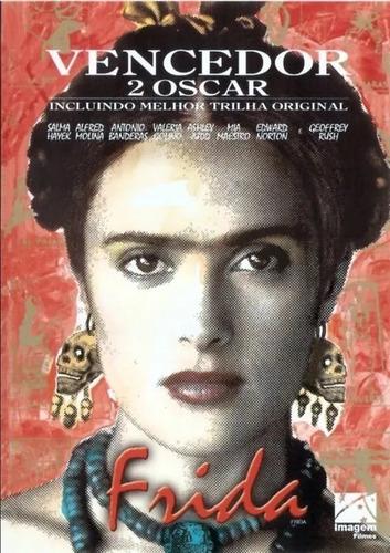 Dvd Frida - Imagem