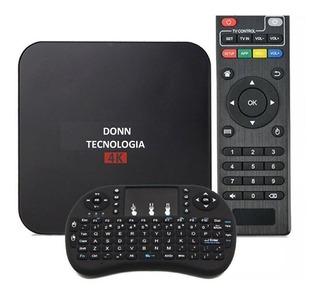 Converti Tu Lcd Led A Smart Tv Dondle Universal Flow Teclado